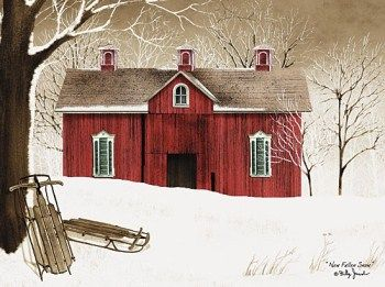 New Fallen Snow - Billy Jacobs