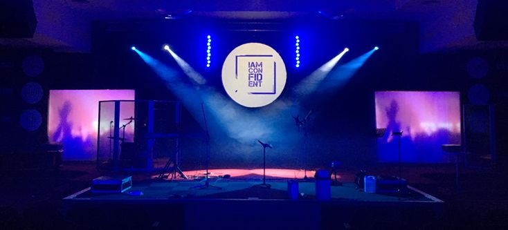 25 Best Ideas About Church Stage On Pinterest Church