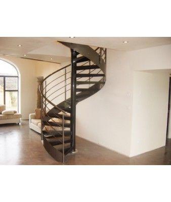 Les 25 meilleures id es de la cat gorie escalier en colima on en exclusivit - Escalier colimacon metallique ...