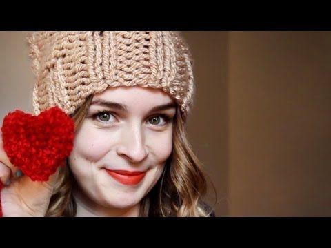 |DIY| Strickmütze - Bommel - Pudelmütze - Beanie - Mütze stricken