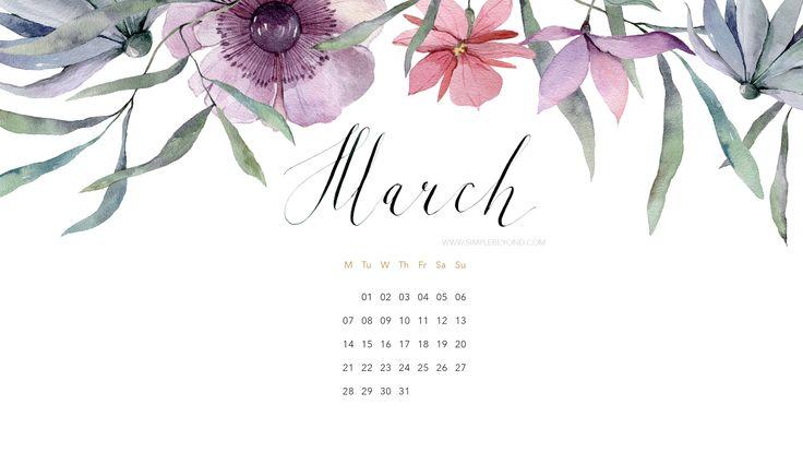 Spring Wallpaper Set - Simple + Beyond