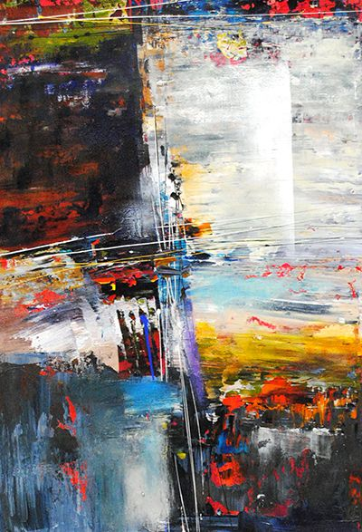 Original artwork by Pietro Adamo at Crescent Hill Gallery