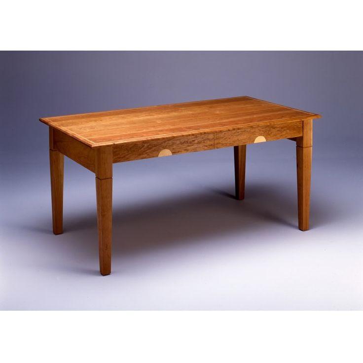 Cherry Desk by Anton Gerner - bespoke contemporary furniture melbourne