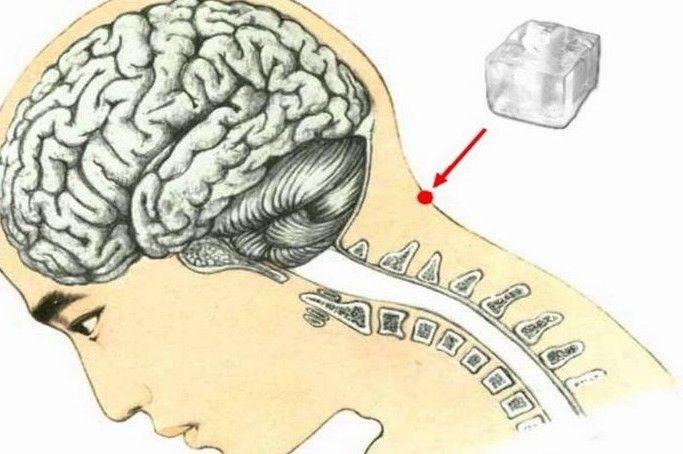 Colocar un cubo de hielo en el punto exacto detrás de la cabeza es una de las técnicas más conocidas y eficaces que existe en la actualidad, aunque es bastante conocido desde hace muchos años. Pues en el artículo que te estamos presentando el día de hoy, te mostraremos los increíbles beneficios que tiene la