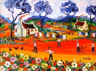 Portchie - Alice Art Gallery South African artist