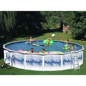 17 best images about outdoor pools on pinterest swim above ground swimming pools and pools for Heritage above ground swimming pools