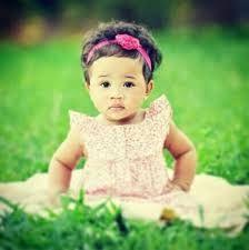 Absolutely adorable #blasian baby! #ambw #bwam