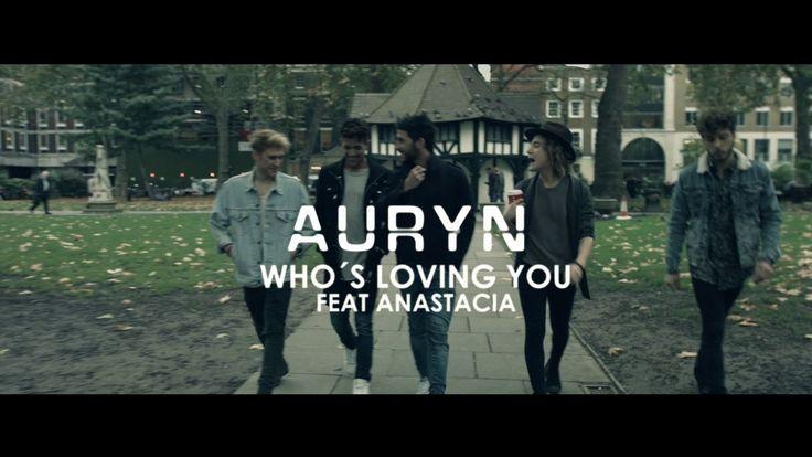 Auryn: Who's loving you (feat. Anastacia) (Lyric Video)