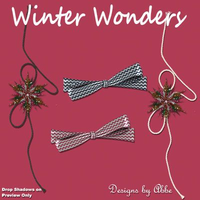 Winter Wonders Elements