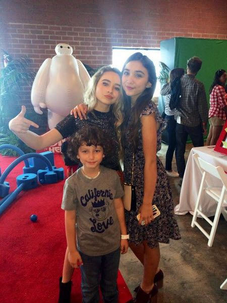 Photos: Rowan Blanchard