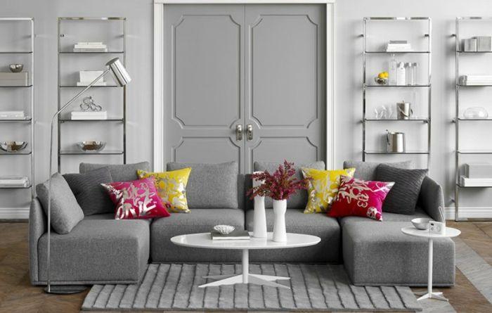 1001+ Wohnzimmer Deko Ideen - tolle Gestaltungstipps ...