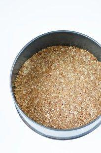 3-Ingredient, 5-Minute, Nut-Free, Paleo Pie Crust   WIN-WIN FOOD