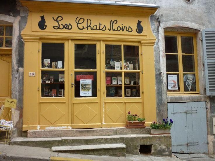 Bookshop, Cuisery France