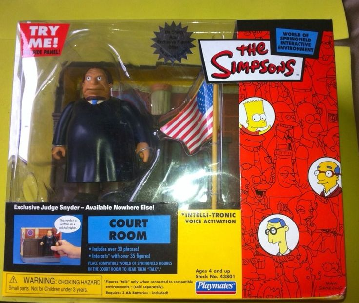 17 Best Images About Toys Amp Collectibles The Simpsons On