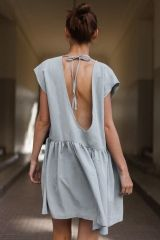 OPEN BACK OVERSIZE MINT DRESS | Stunning for summer parties, holiday & days at the beach <3 get it @ theodderside.com