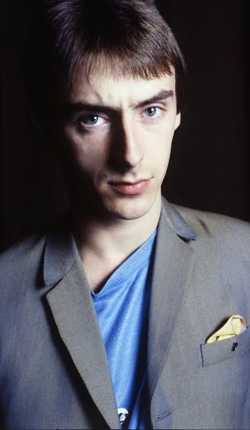 Book news: AIM HIGH - Paul Weller in Photographs 1978 - 2015 by Tom Sheehan, with forward by Paul WellerWithGuitars