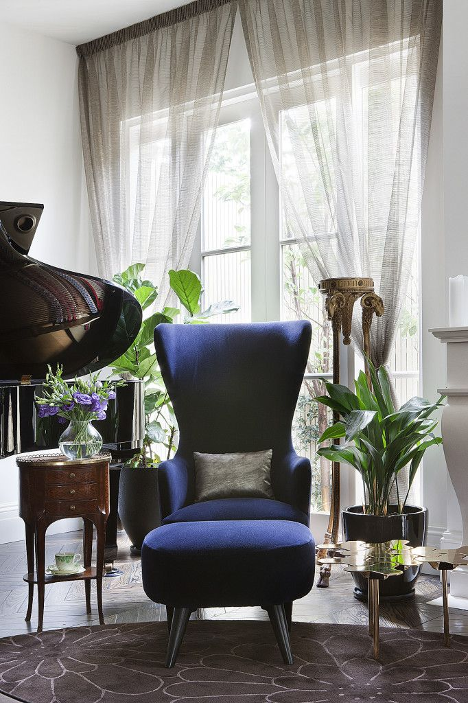 Best Tom Dixon Wingback Collection I DesingDeli Images On - Tom dixon wingback chair
