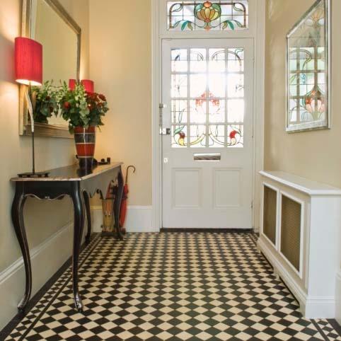 Ideas para decorar pasillos y recibidores