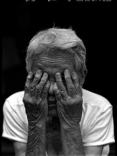 """""""I can see you"""" 