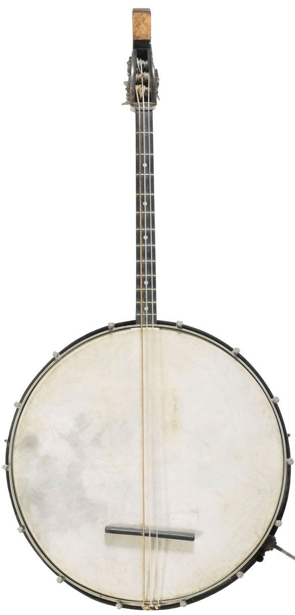 What are the physics of a banjo?