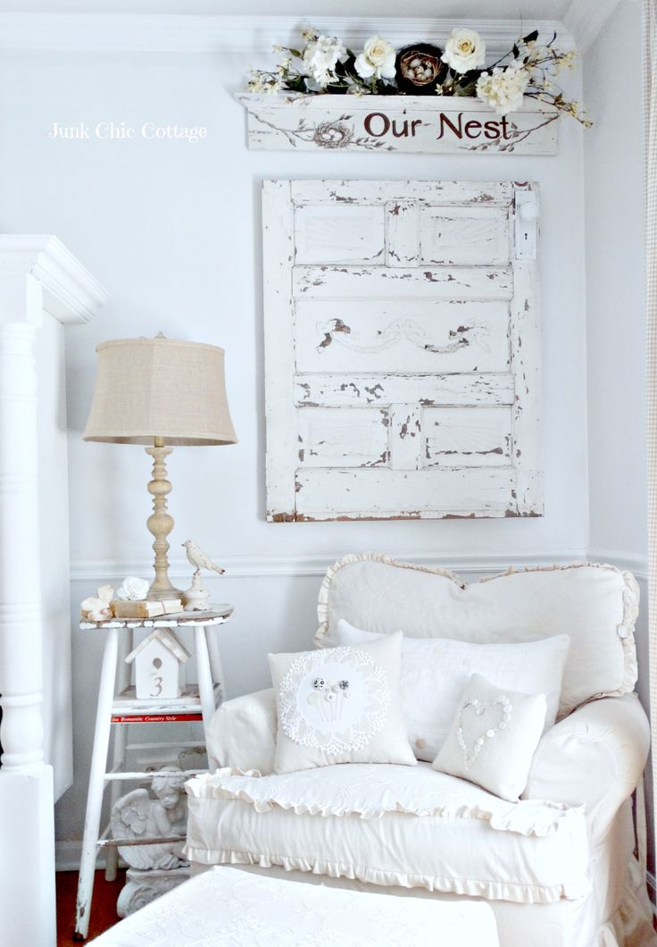 Junk Chic Cottage: My Decor Crazy Is Showing !!!!!!