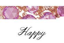 """Bibigì """"Happy"""" ci emoziona con una miriade di colori che rispecchiano l'allegria dell'anima."""