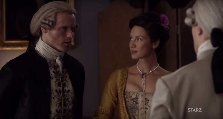 New 'Outlander' Season Three Trailer Teases The High Seas For The Last Five Episodes