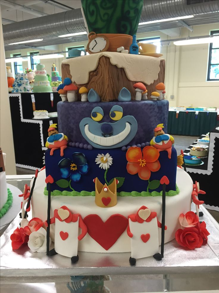 43 Best Images About 4 H Cake Decorating Project On