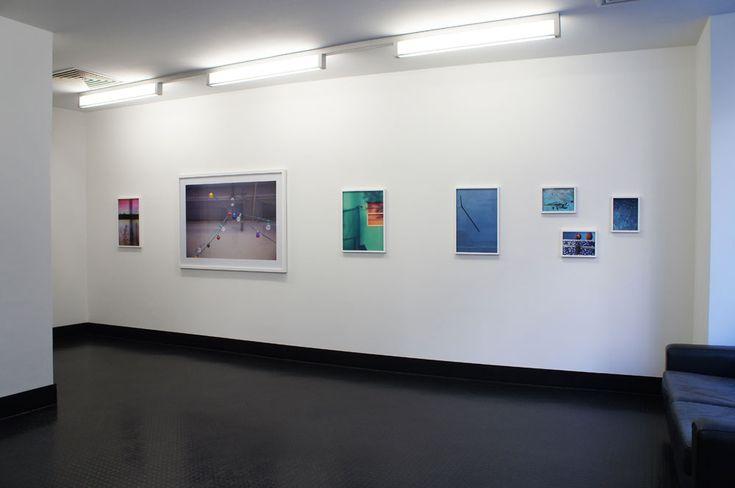 Robert Morat Galerie Hamburg 2013