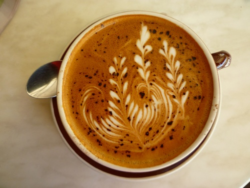 The best cappuccino in town #Sydney #Australia #travel from Astor Espresso Glebe