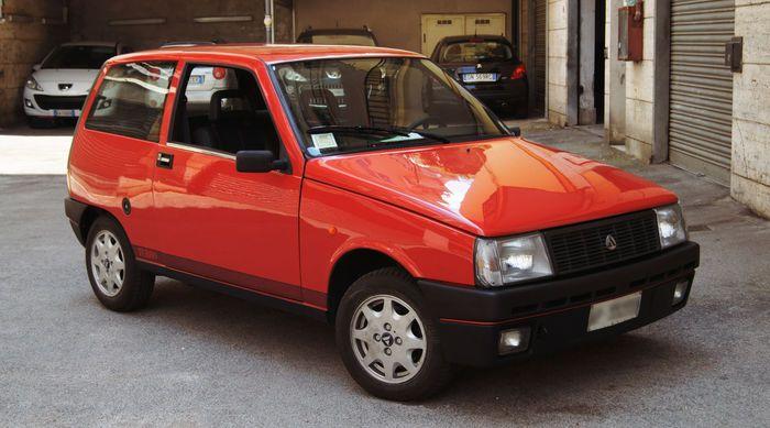 Autobianchi Y10 Turbo - 1985