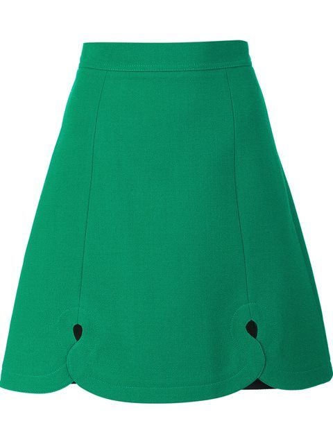 Shop Roland Mouret classic a-line skirt in Kirna Zabête from the world's best independent boutiques at farfetch.com. Shop 400 boutiques at one address.