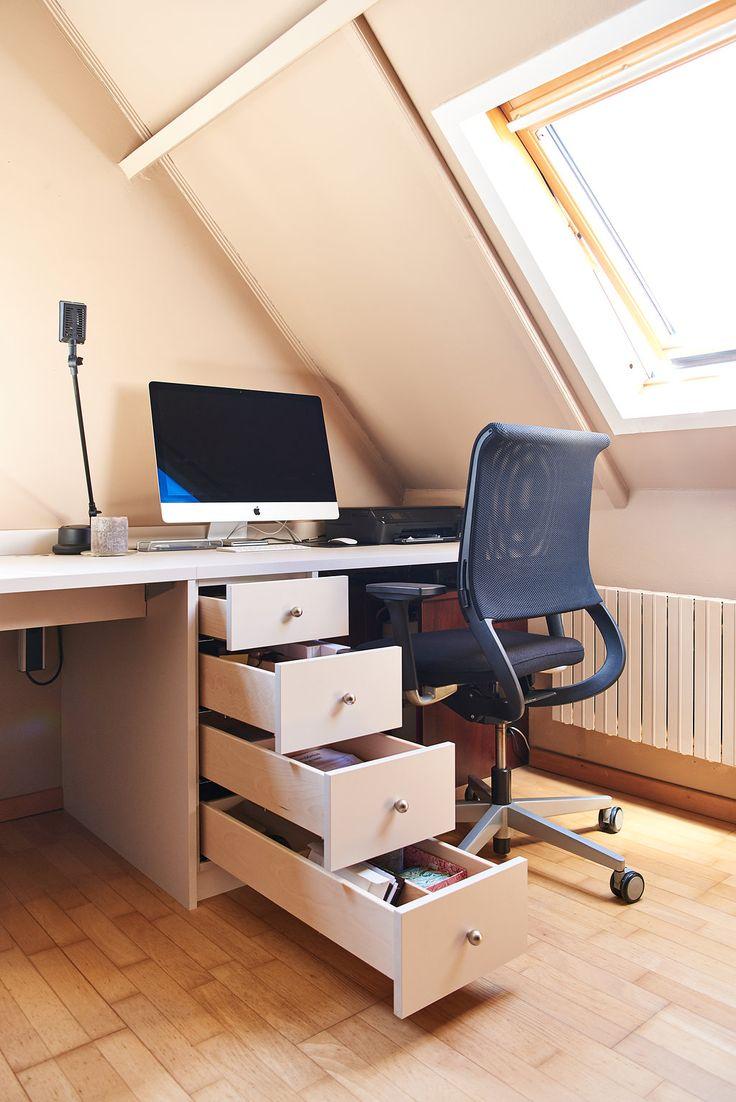 24 best bureau home office images on pinterest. Black Bedroom Furniture Sets. Home Design Ideas