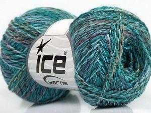 Malabar Wool Turchese Shades | Il filo di Arianna maglia e uncinetto