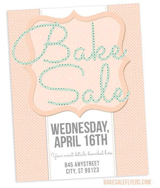The 12 best Bake sale images on Pinterest | Petit fours, Bake sale ...