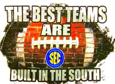 Welcome to our FAVORITE week in The South. Cue the Hallelujah Chorus, it's SEC Football Week, y'all!