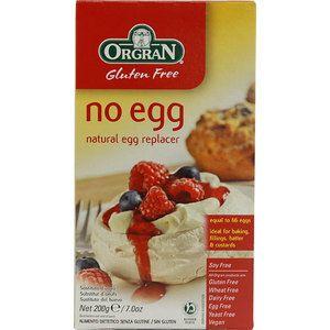 No Egg Egg Replacer