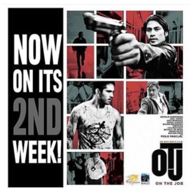 #OTJ Now on its Second Week :)