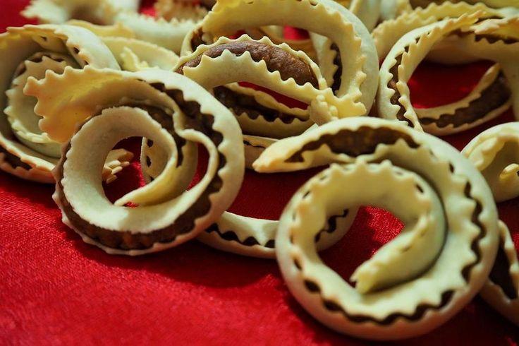 Speciale Natale: Tiricche o Tilicas sarde con mosto cotto