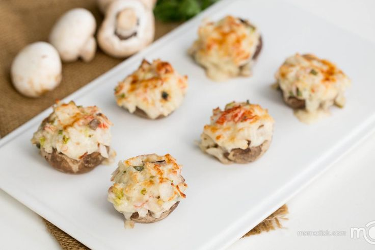 Updated May 29, 2013 I've tried several different recipes for stuffed mushrooms in the past, this one in particular has stuck around with me for many years. This recipe has earned much compliments throughout the years. As a matter of a fact, this is the exact recipe that made me like mushrooms in the first place.