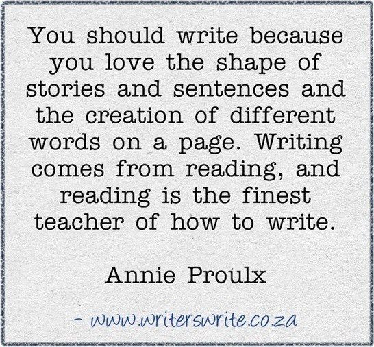 best quotes on writing images handwriting ideas  write because you love the shape of stories and sentences