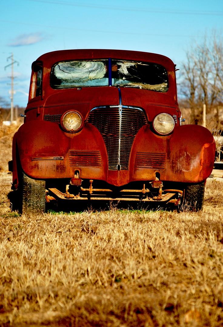 Kansas City, Kansas | Abandoned cars | Pinterest | Photos, Kansas ...