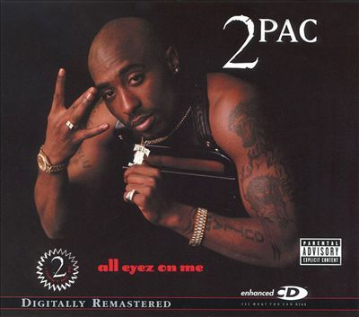 tupac all eyez on me   All Eyez on Me - 2Pac   Songs, Reviews, Credits, Awards   AllMusic