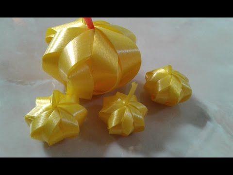 วิธีพับเหรียญโปรยทาน มะยม by บ้านพัช - YouTube