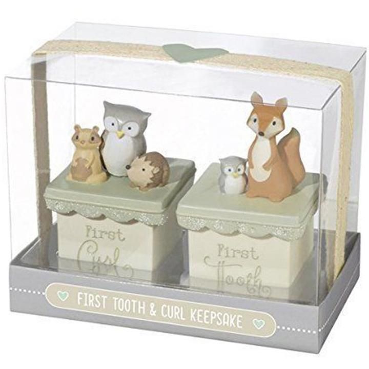 First Tooth Curl Box Set New Baby Products Baby Boy Haircuts New Baby Boys