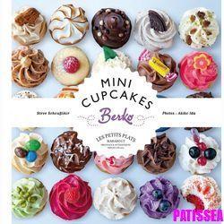 Livre sur les mini cupcakes pour régaler mon entourage ! A retrouvez ici : https://www.patissea.com/livre-mini-cupcakes-de-chez-berko-marabout,fr,4,M4133989.cfm