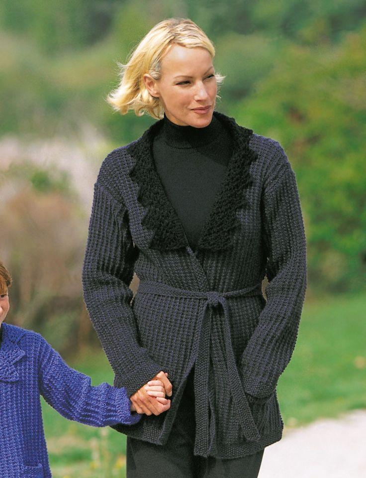 Mejores 466 imágenes de Knit Sweaters, Jackets, Vests en Pinterest ...