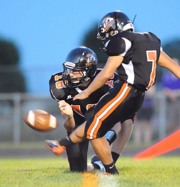 Photos: Sergeant Bluff-Luton vs MOC-Floyd Valley football : High School Matthew George 28