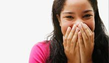 Flossing - Bad Breath Killer Learn how flossing can help prevent bad breath.