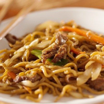 Chinese vegetables, Peanut noodles and Free chickens on Pinterest